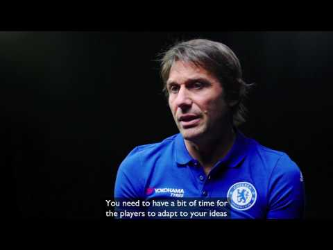 "Push The Limit ""INNOVATION"" by Antonio Conte"