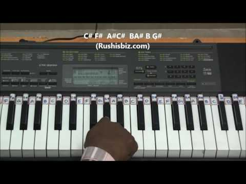Mohabbatein Love Theme (Full Piano Tutorials)
