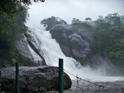 Banatheertham falls, Papanasam, Tirunelveli. by tamilnatural2007