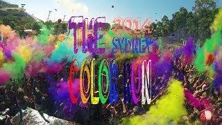 2014 Sydney the COLOR RUN!