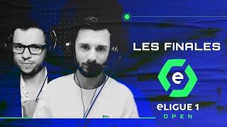 eLigue 1 Emission #2 : Finales de l'eLigue 1 Open