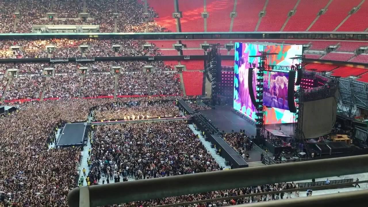 Beyonce Tour Uk Wembley