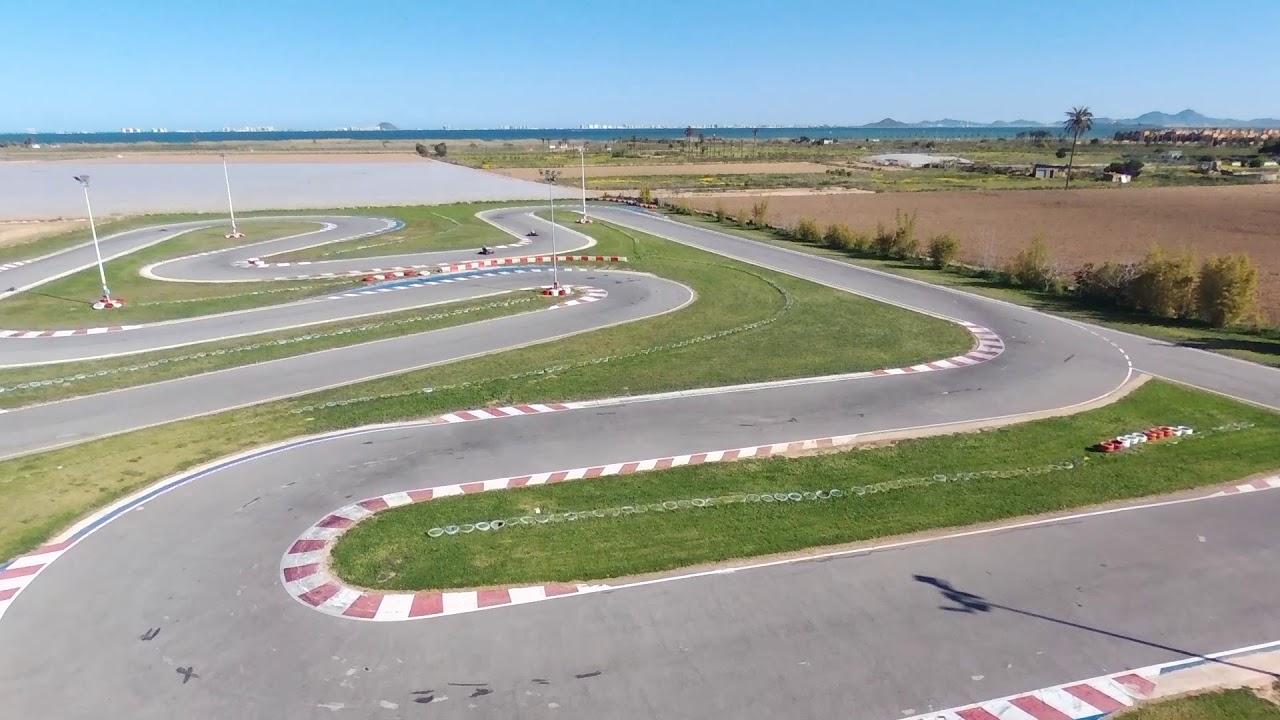 Circuito Karts : Go karts mar menor karting