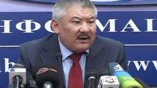 Красноречие экс-генпрокурора Бекназарова