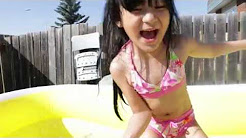 Katy's Pool Adventure