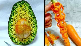THIS ARTIST DOES PLASTIC SURGERY FOR FRUIT AND VEGETABLES