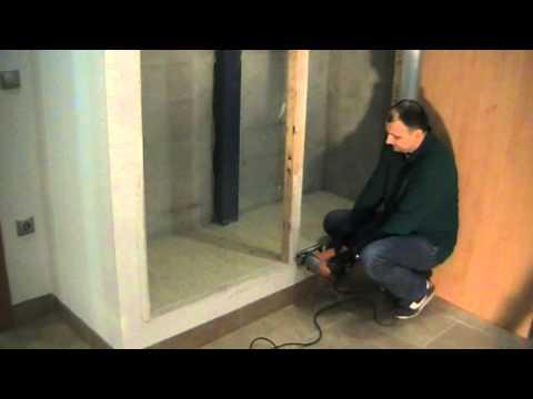 Modificar marco de armario para puertas correderas youtube - Puertas de dos hojas ...