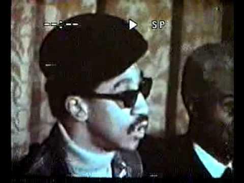 Imam Jamil al Amin H Rap Brown Rebellion, Long, Hot Summer