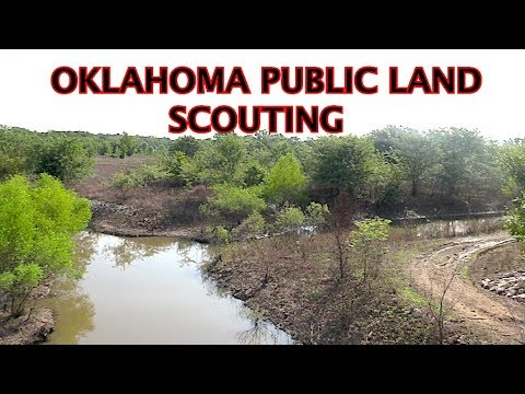 Oklahoma Public Land Scouting Mission