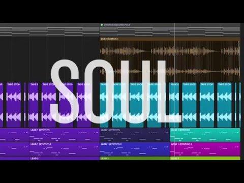 Built By Titan –Heart & Soul (ft. Skybourne) [Official Lyric Video]