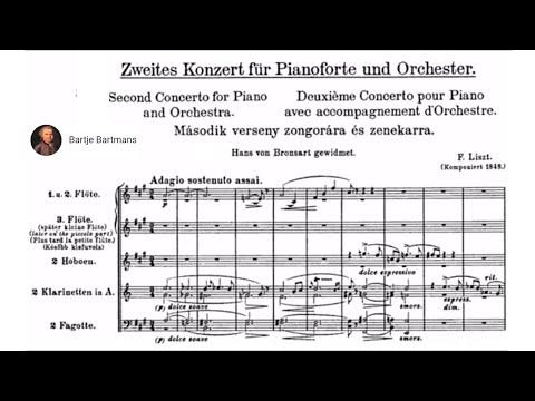 Franz Liszt - Piano Concerto No. 2, S.125 {René Duchâble}