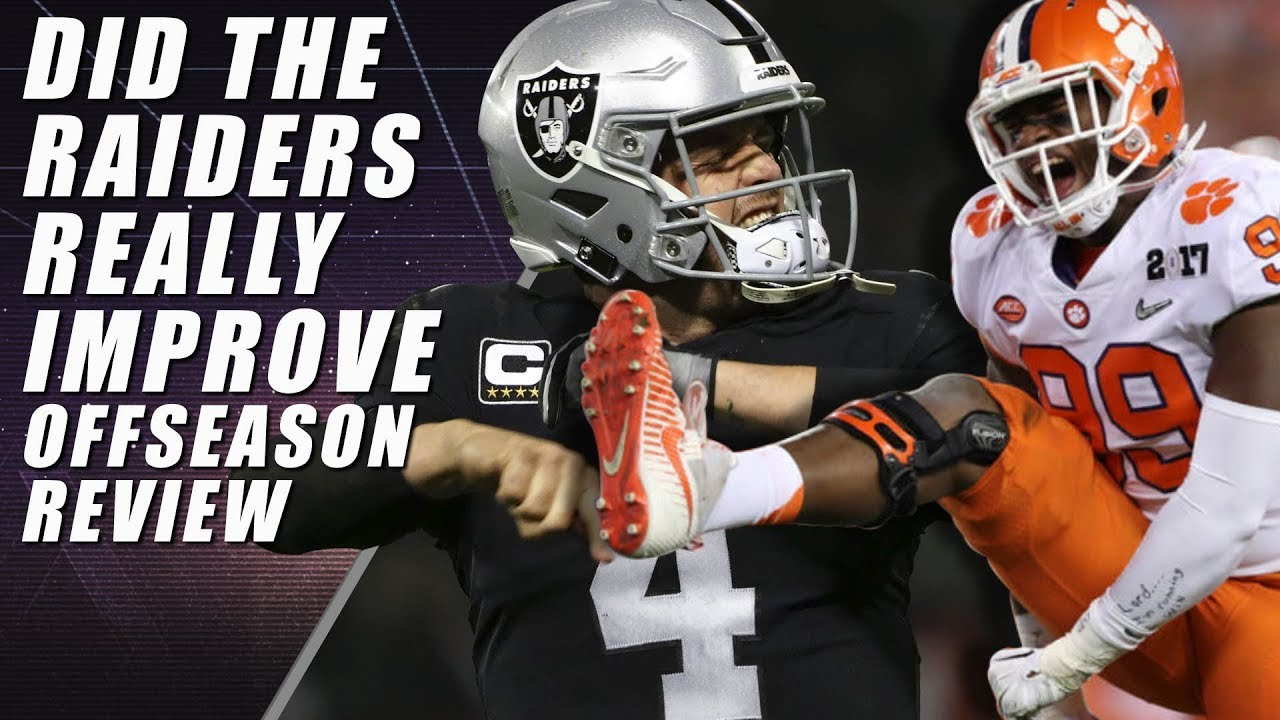 Oakland Raiders: Better or Worse NFL Predictions YouTube