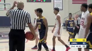 DBU Basketball Highlights vs. Howard Payne (11/13/18)