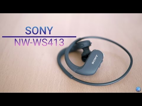 Sony Walkman NW-WS413: análise (review)