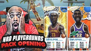 nba playgrounds let's play