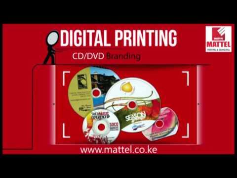 Mattel Advertising House, Best printing, branding and design shop in Kenya