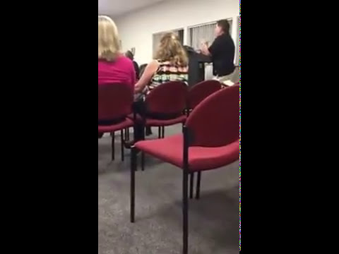 Citizen Demands Union Supported Board Members Recuse Themselves
