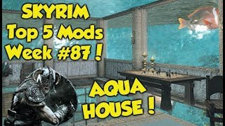 Skyrim Remastered Top 5 Mods of the Week #87 (Xbox One Mods)