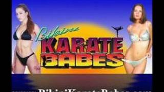 Bikini Karate Babes PC Games Gameplay - A look at the babes