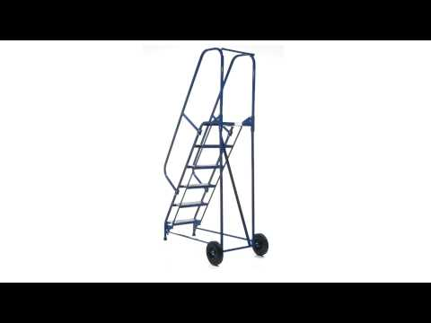 Portable Ladder LAD-RF-6-P 360 Video