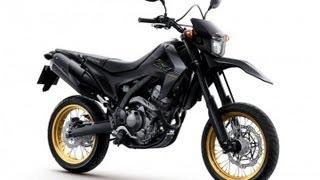 Honda Announces CRF250L Supermoto Version! Honda CRF250M Supermoto!