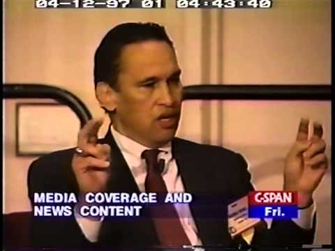 American Society of Newspaper Editors 1997 debate on The Future of Media Part 2