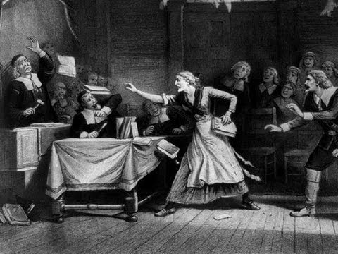 the madness in the salem witch trials The salem witch trials of 1692 were a dark time in american history more than 200 people were accused of practicing witchcraft and 20 were killed during the hysteria.