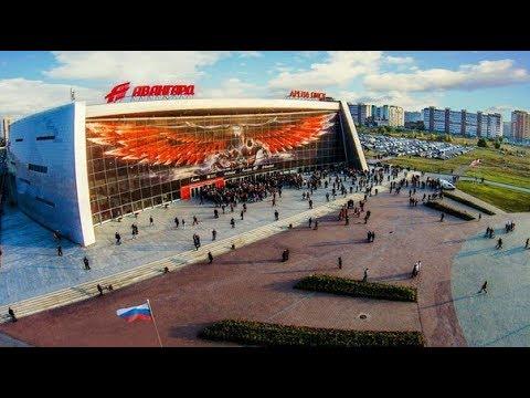 10 памятных матчей в истории «Арены Омск»