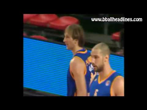 Zoran Planinic's extreme reaction to ref call