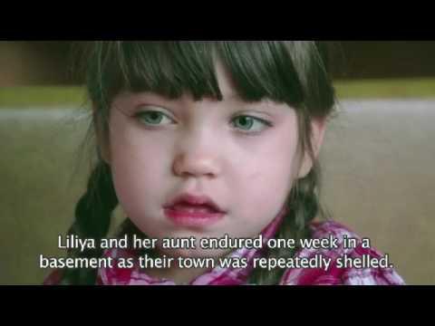War in Ukraine - Internally displaced persons
