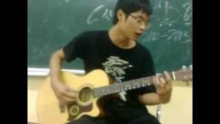 Guitar Cây và lá._c.l.b guitar tnmc
