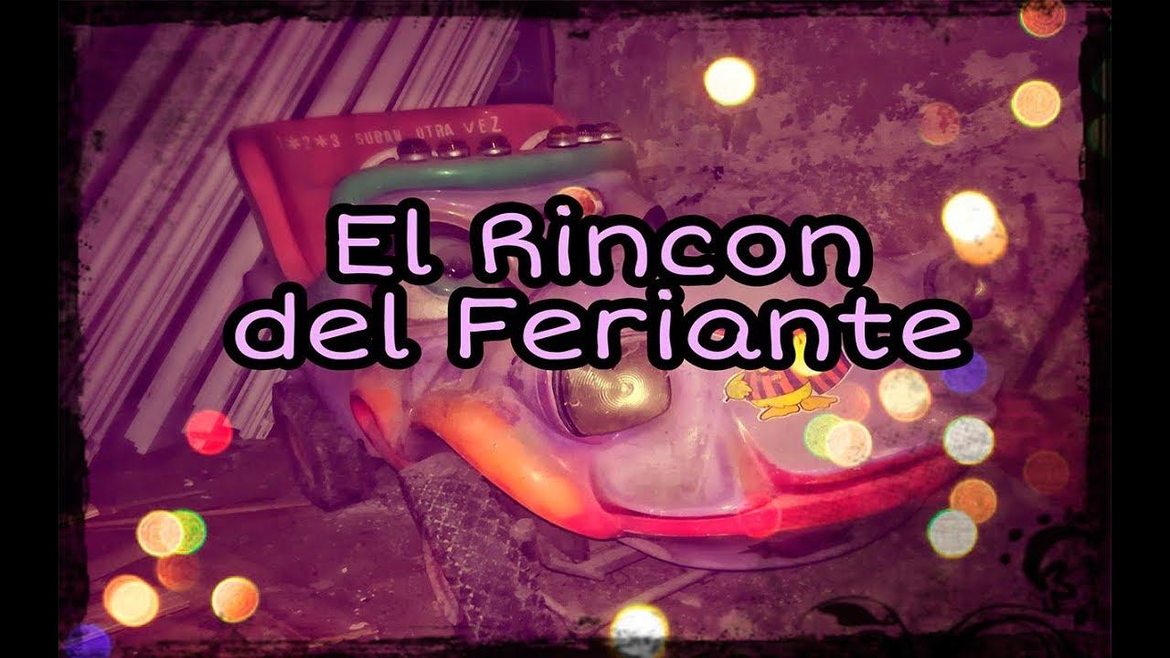 El Rincón del Feriante (lugares abandonados 2017) - YouTube