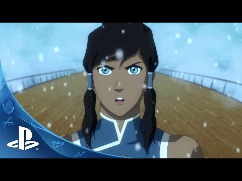 The Legend of Korra Video Game: Behind The Scenes with PlatinumGames | PS4, PS3