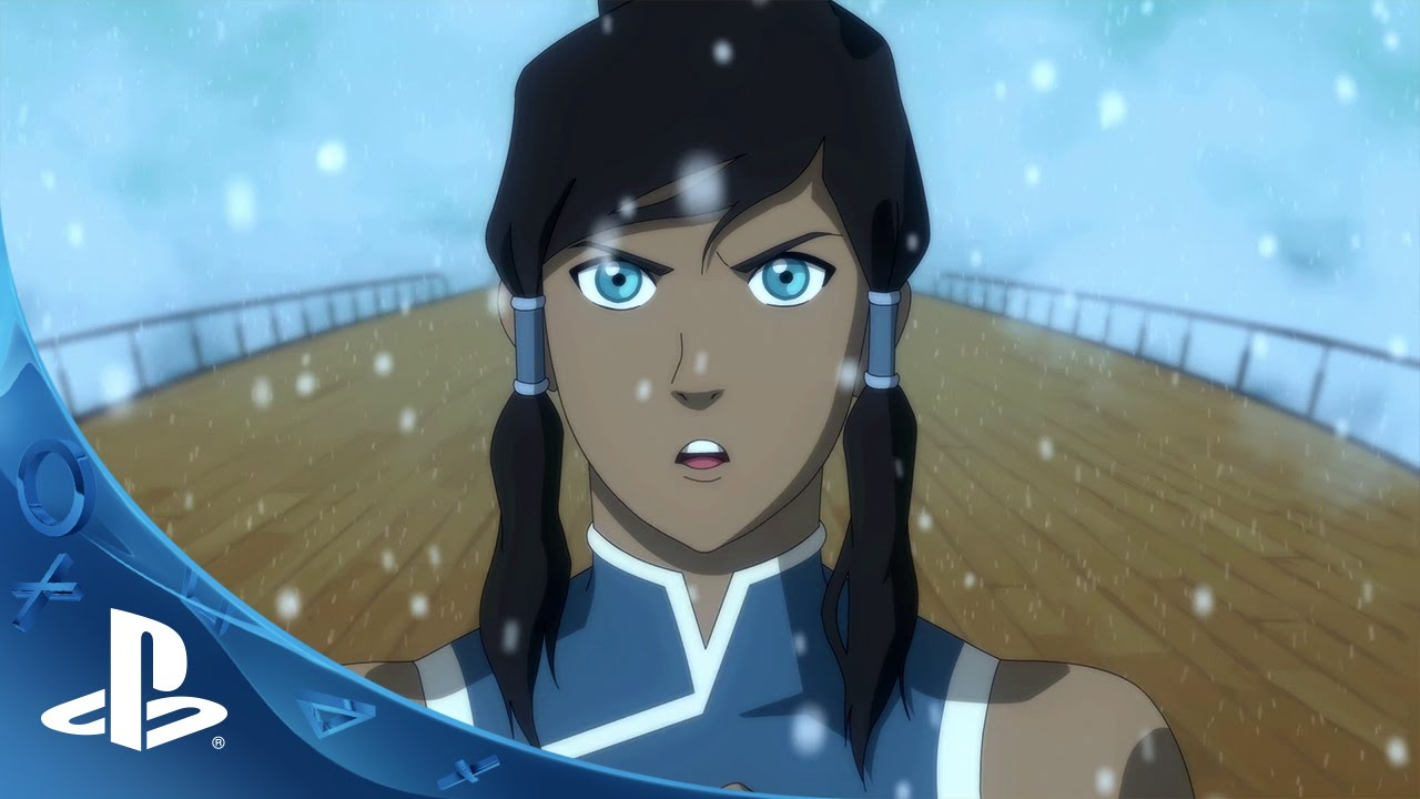 The Legend of Korra TV Show - PlayStation® Shows & TV Series