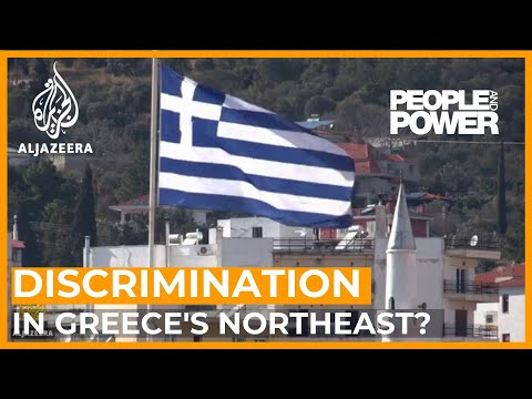 Western Thrace, Contested Space: The Turks of northeast Greece   People and Power