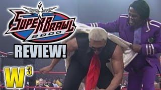 Video WCW Superbrawl 2000 Review | Wrestling With Wregret download MP3, 3GP, MP4, WEBM, AVI, FLV Juni 2018