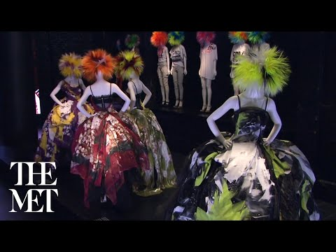 PUNK: Chaos to Couture - Gallery Views
