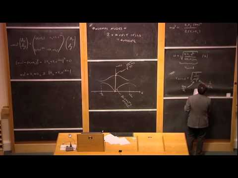 The Oxford Solid State Basics - Lecture 7