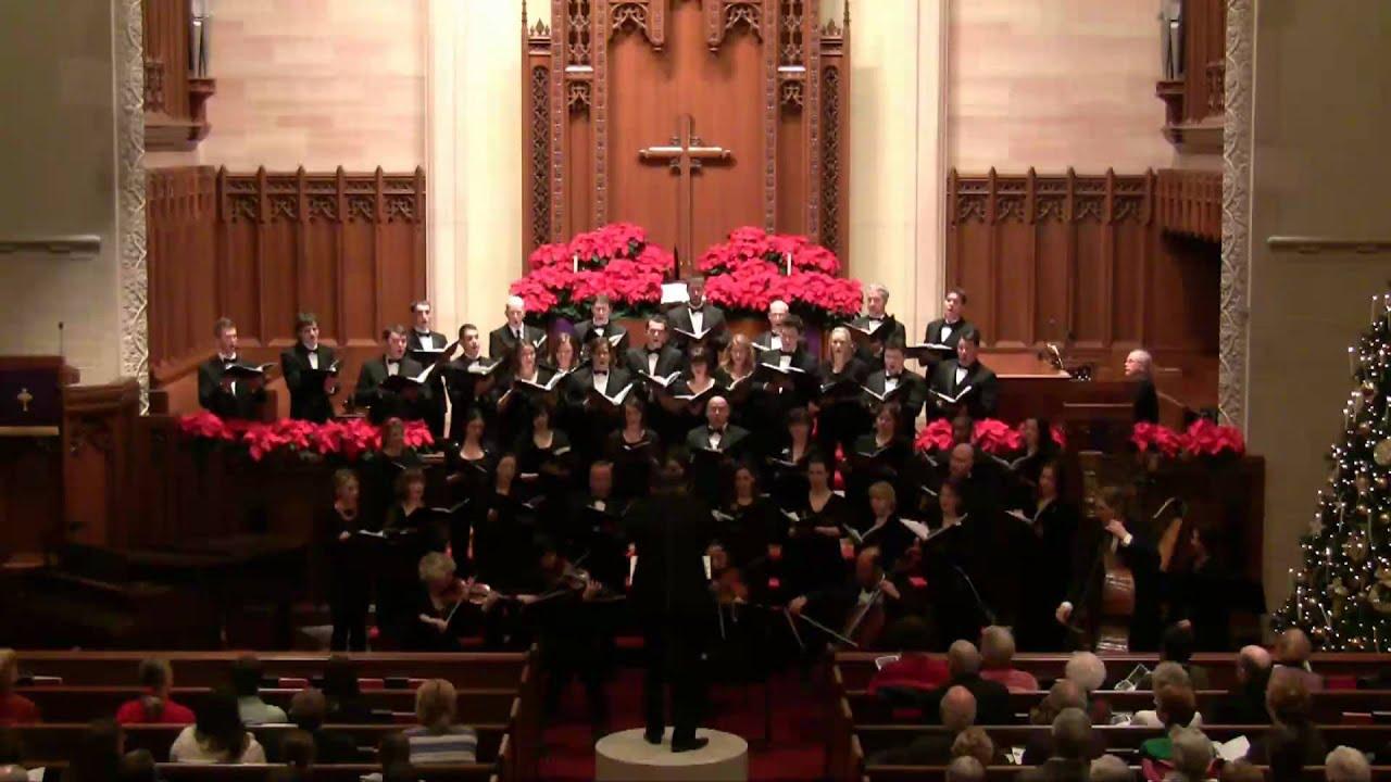Chicago Chamber Choir: Saint-Saens: Christmas Oratorio - YouTube
