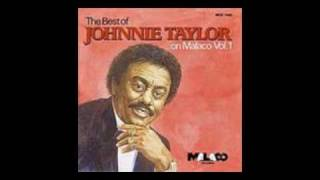 Drown In My Own Tears by Johnnie Taylor