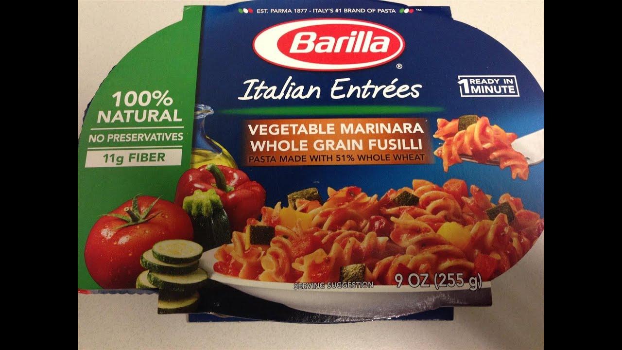 Barilla Macaroni Composition and Reviews 36