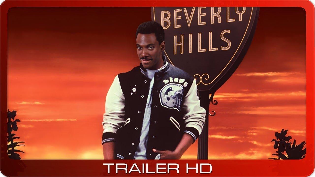 Beverly Hills Cop II ≣ 1987 ≣ Trailer ≣ German | Deutsch ≣ Remastered