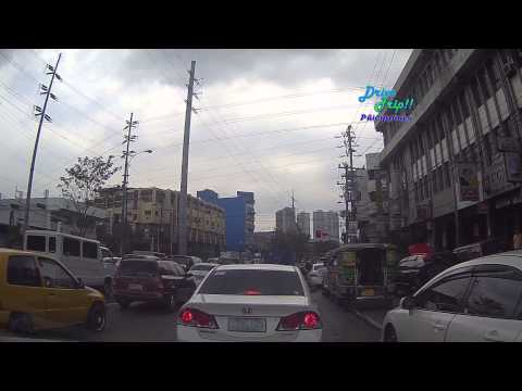 Drive Trip!! Philippines - Gregorio Araneta Avenue (Quezon City)