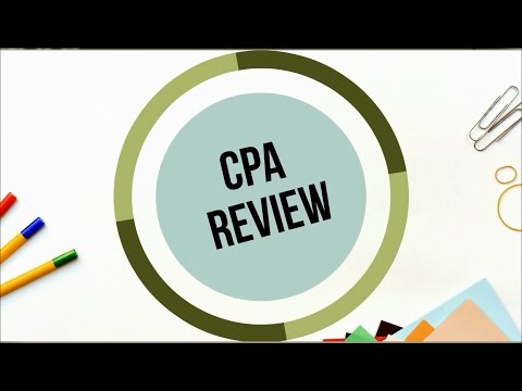 Topic : Partnership | Subject : Regulation | Uniform CPA Exam | Review in Audio
