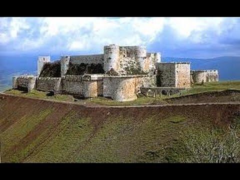 La Syrie avant la guerre Monuments des villes historiques,Sites Antiques
