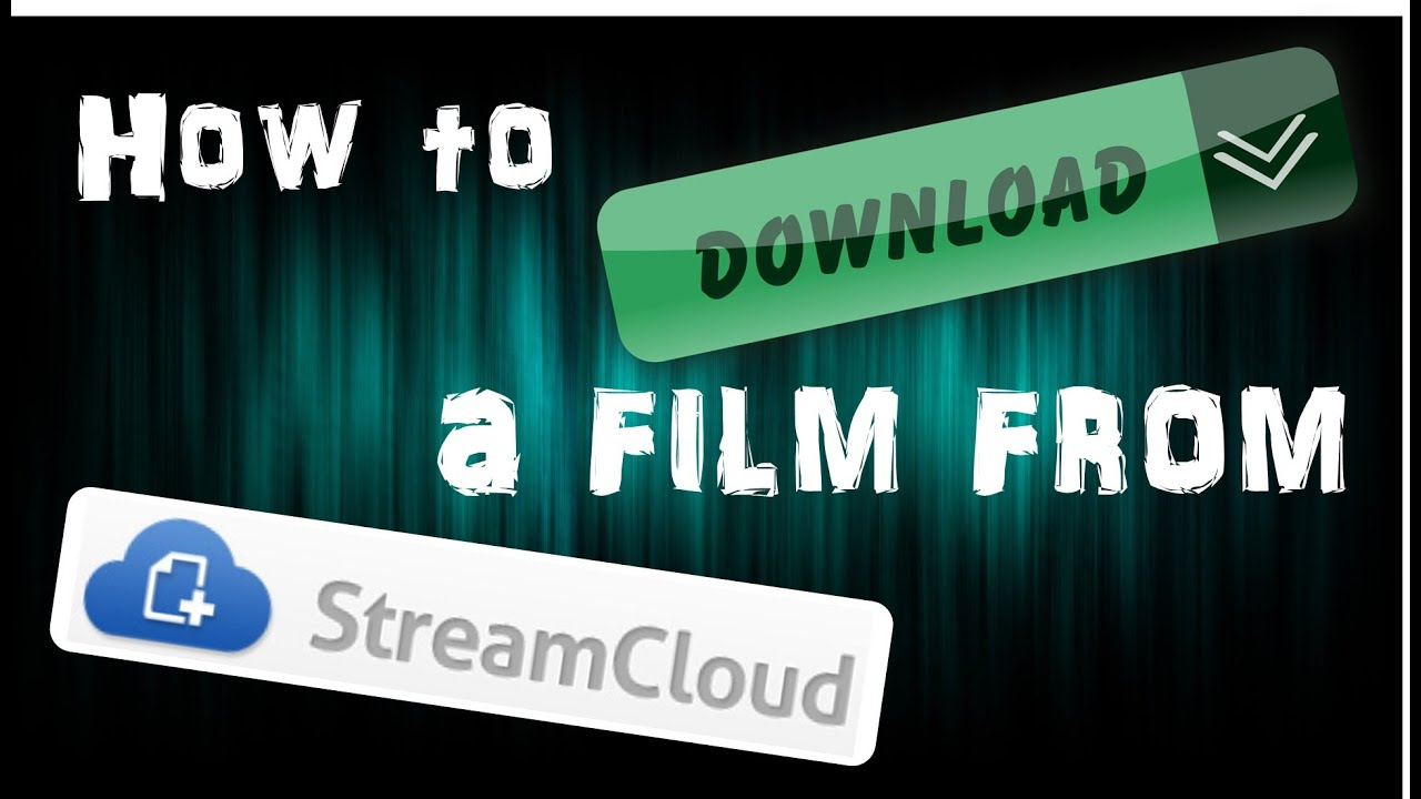 Download From Streamcloud