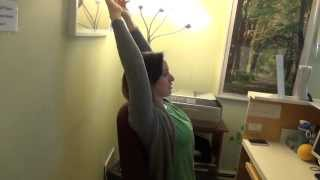 Chair Yoga 2- The 5 Minute Movement