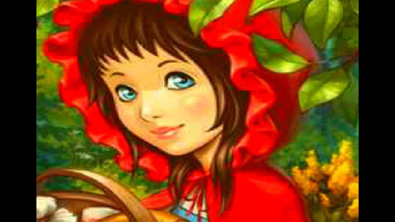قصة ذات الرداء الأحمر قصة ليلى و الذئب قصص أطفال قبل النوم Youtube