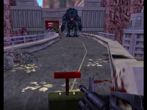 Half Life Opposing Force ep 7 Stupid soldier and more ninja