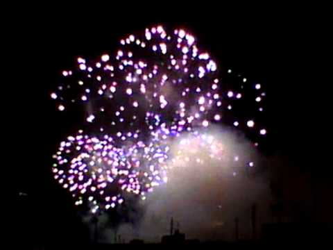 The Angel Station and The San Juan Firework Display..Original Music